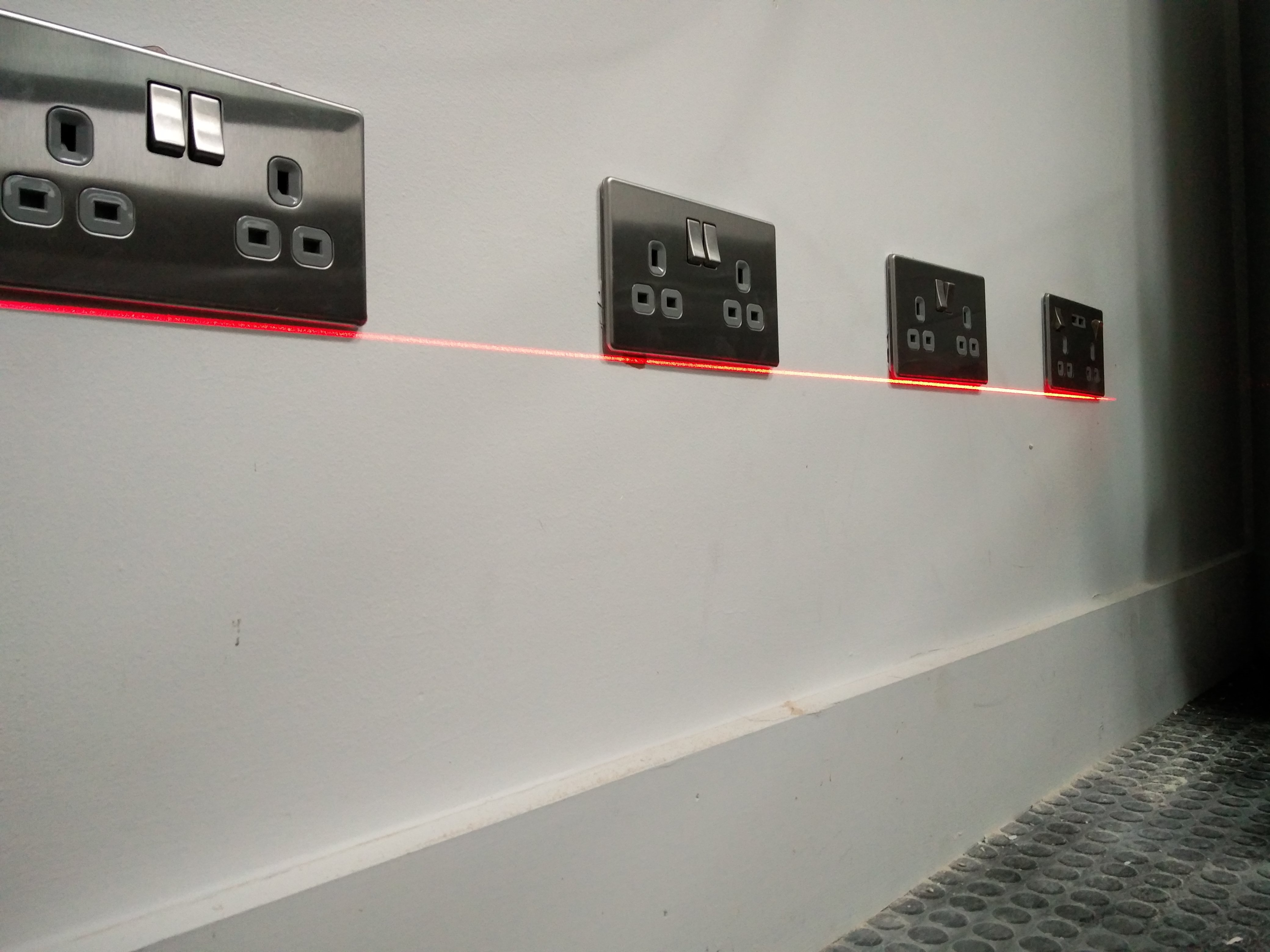 New sockets installed by South East Electricians Chiswick W4 London